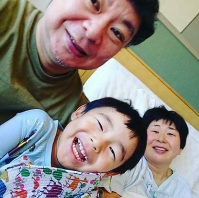 大島美幸の子供の幼稚園